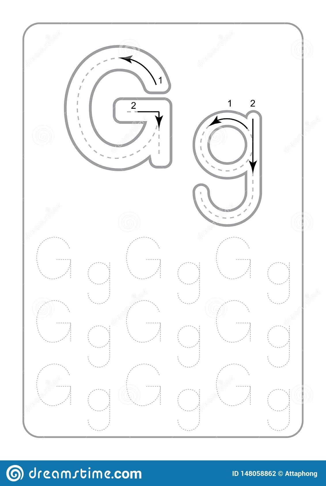 Kindergarten Tracing Letters Worksheets Monochrome Tracing pertaining to Kindergarten Tracing Letters