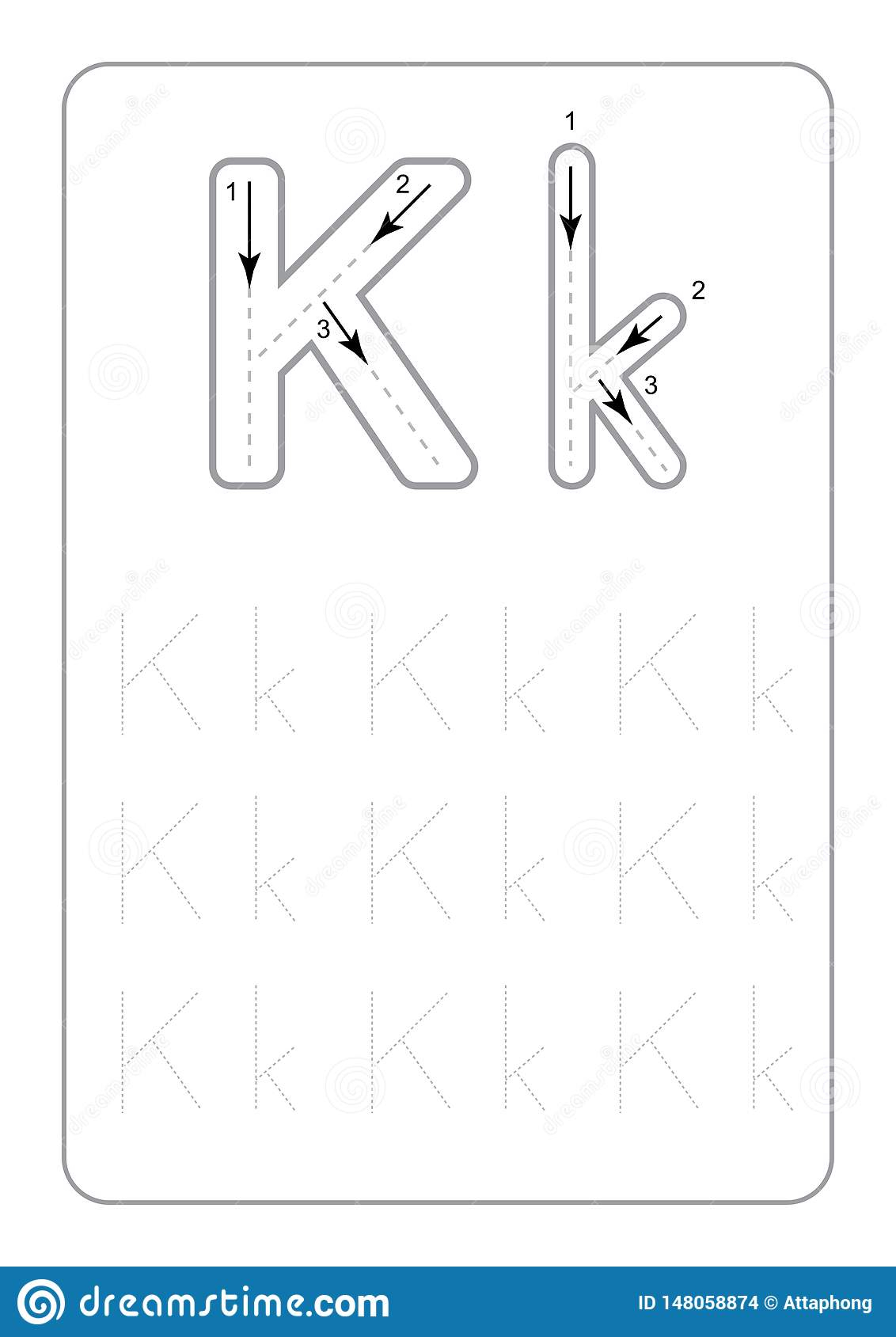 Kindergarten Tracing Letters Worksheets Monochrome Tracing with Kindergarten Tracing Letters And Numbers