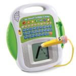 Leapfrog® Mr. Pencil's Scribble & Write™ - English Version inside Leapfrog Tracing Letters