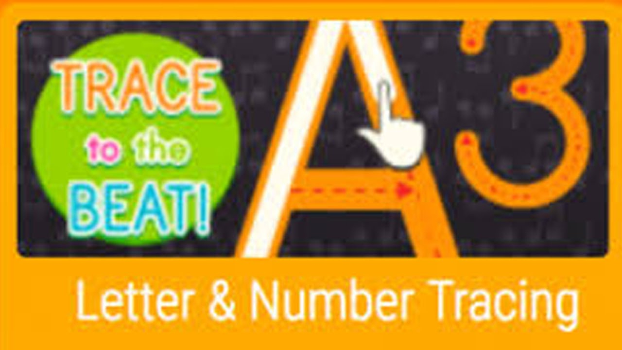 Letter & Number Tracing Game Play | Crazy Game Zone within Abcya Tracing Letters