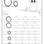 Letter O Worksheet Free | Letter O Worksheets, Preschool regarding Trace Letter O Worksheets Preschool