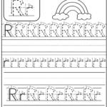 Letter R Worksheet | Preschool Writing, Preschool Worksheets intended for Tracing Letter R Worksheets
