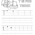 Letter T Worksheets And Coloring Pages For Preschoolers pertaining to Tracing Letter T Worksheets