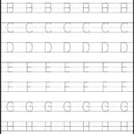 Letter Tracing - 3 Worksheets | Kids Math Worksheets with Letter Tracing Worksheets Online