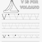 Letter V Worksheets To Print | Activity Shelter regarding Tracing Letter V Worksheets