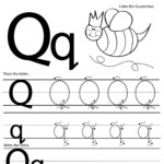 Lovely Good Handwriting Practice | Cursive Writing regarding Tracing Letter Q Worksheets