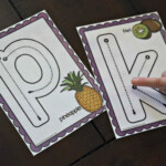 Lowercase Letters Trace & Erase – Kindergarten Worksheets regarding Tracing Letters With Playdough