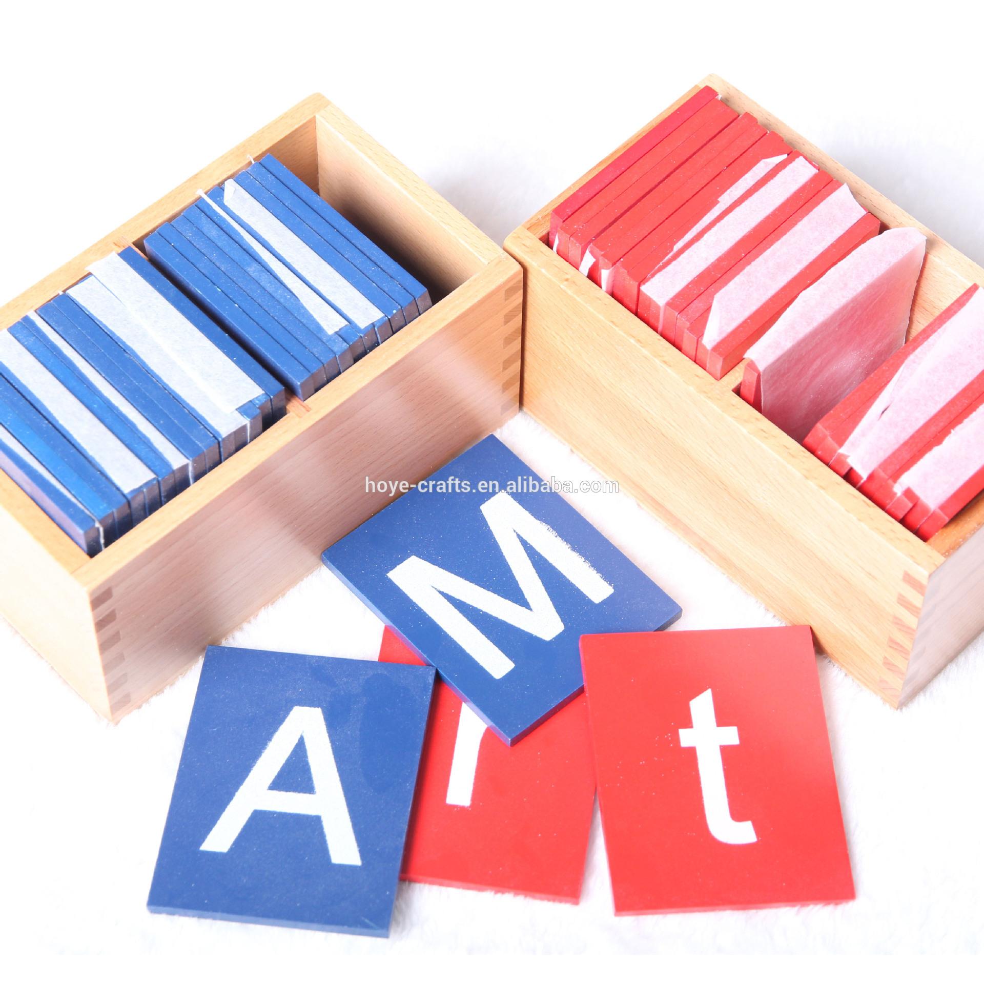 Montessori Language Toys Print Tracing Board Sandpaper Letters - Buy  Educational Toy,sandpaper Letters,print Tracing Board Product On Alibaba regarding Tracing Sandpaper Letters
