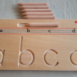 Montessori Wooden Advance Pattern Tracing Boards Pre-Writing throughout Wooden Tracing Letters