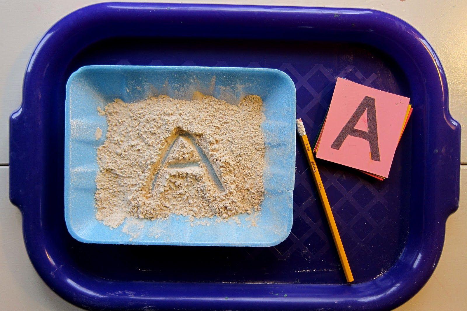 Montessori - Writing - Sandpaper Letters & Tracing intended for Tracing Sandpaper Letters