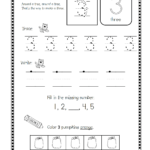 My Number Book.pdf | Numbers Preschool, Teaching with regard to Tracing Numbers And Letters Pdf