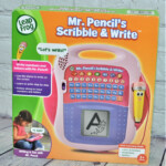New* Leapfrog Mr Pencil's Scribble And Write Learning Game regarding Leapfrog Tracing Letters
