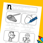 Phonics Worksheets, Lesson Plan, Flashcards | Jolly Phonics for Tracing Letters Jolly Phonics
