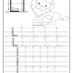 Pin Von Gaby Dorant Auf Hort | Vorschulkinder, Satzanfänge with regard to Tracing Letter L Worksheets For Kindergarten