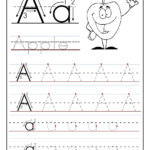Pinusborne Books And More On Kiddo's Home Learning throughout Tracing Letters For Preschool Printables