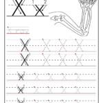 Pinvilfran Gason On Decor | Preschool Worksheets inside Tracing Letter X Worksheets