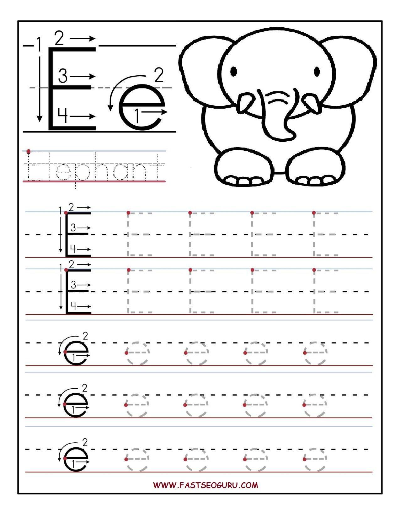 Pinvilfran Gason On Decor | Preschool Worksheets, Letter for Tracing Alphabet Letters Online