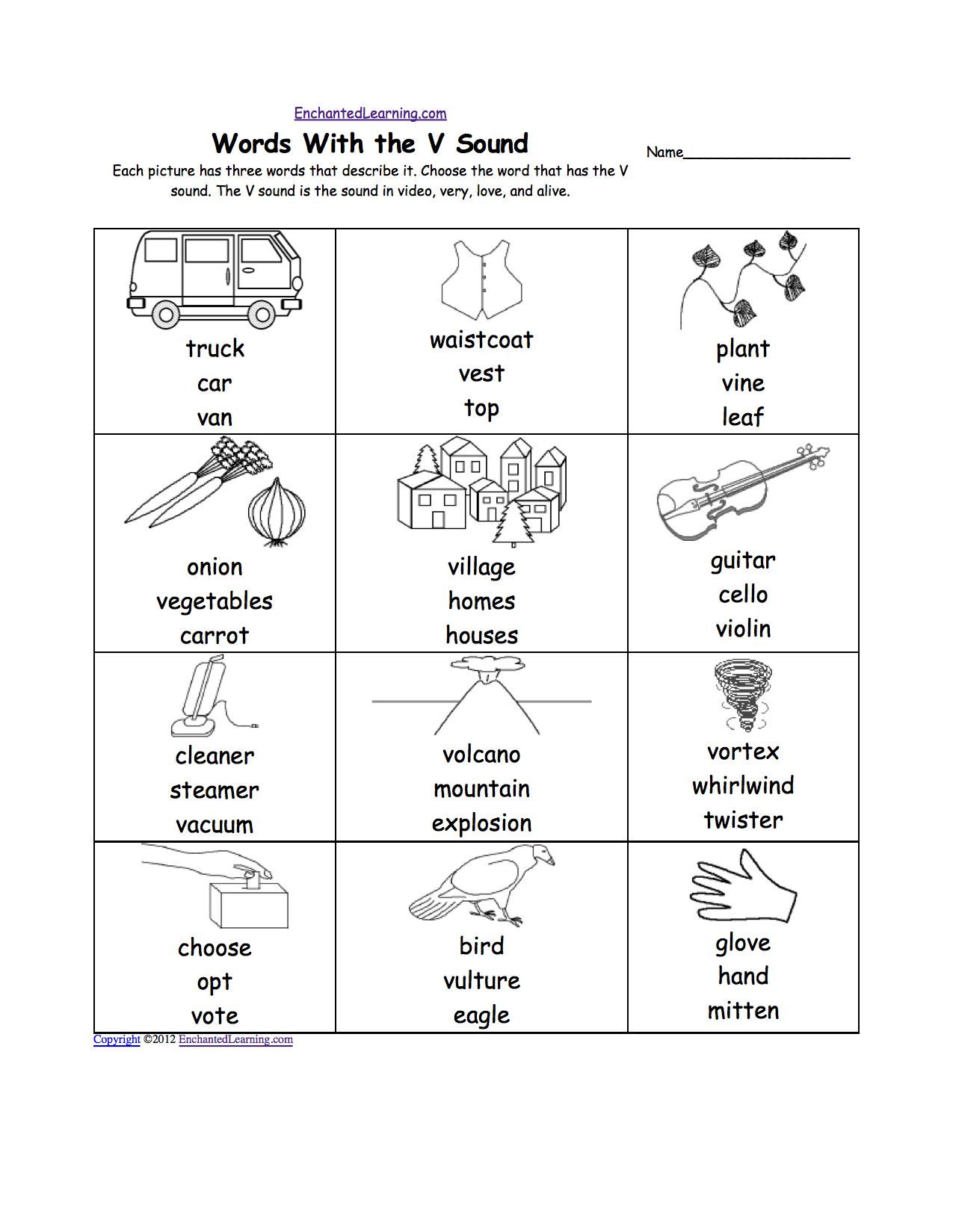 Pre K Worksheets | Letter V Alphabet Activities At intended for Tracing Letters Words Worksheets