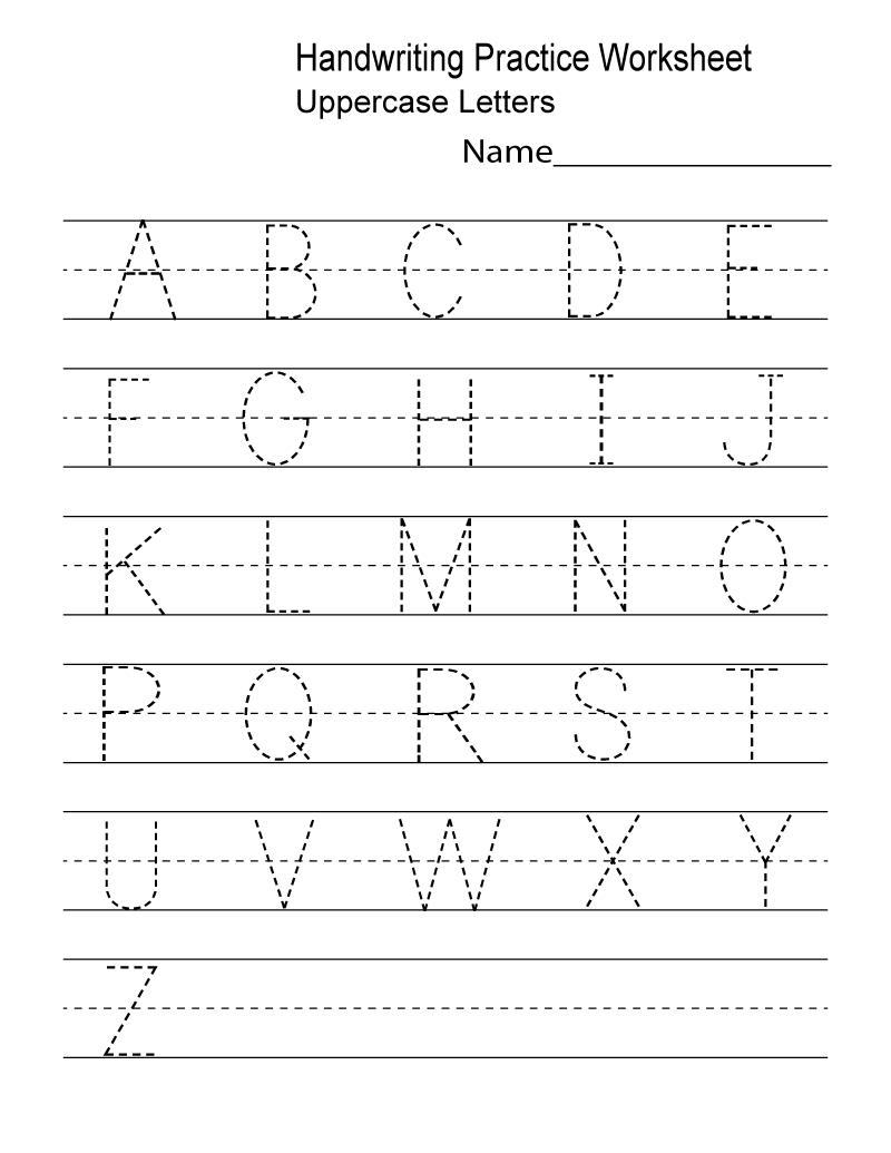 Preschool Rksheets Pdf Kindergarten Free Download Alphabet with regard to Free Download Tracing Letters Worksheets