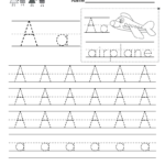Printable Practice Writing Letters - Wpa.wpart.co for Tracing Letter K Worksheets