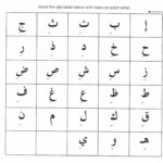 Printable Urdu Worksheets For Kindergarten Free Alif Ta intended for Urdu Letters Tracing Worksheets Pdf