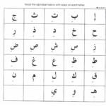 Printable Urdu Worksheets For Kindergarten Free Alif Ta regarding Urdu Letters Tracing Worksheets