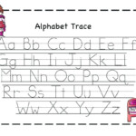 Printable Writing Eets For Year Olds Alphabet Tracing Free in Printable Tracing Letters