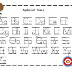 Printing Worksheets For Kids Worksheet Ideas Tracing for Trace With Me Tracing Letters