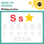 Stock Photo pertaining to Practice Tracing Letters Preschool