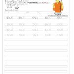 "Tamil Alphabet - Letter ""aw"" ஔ 