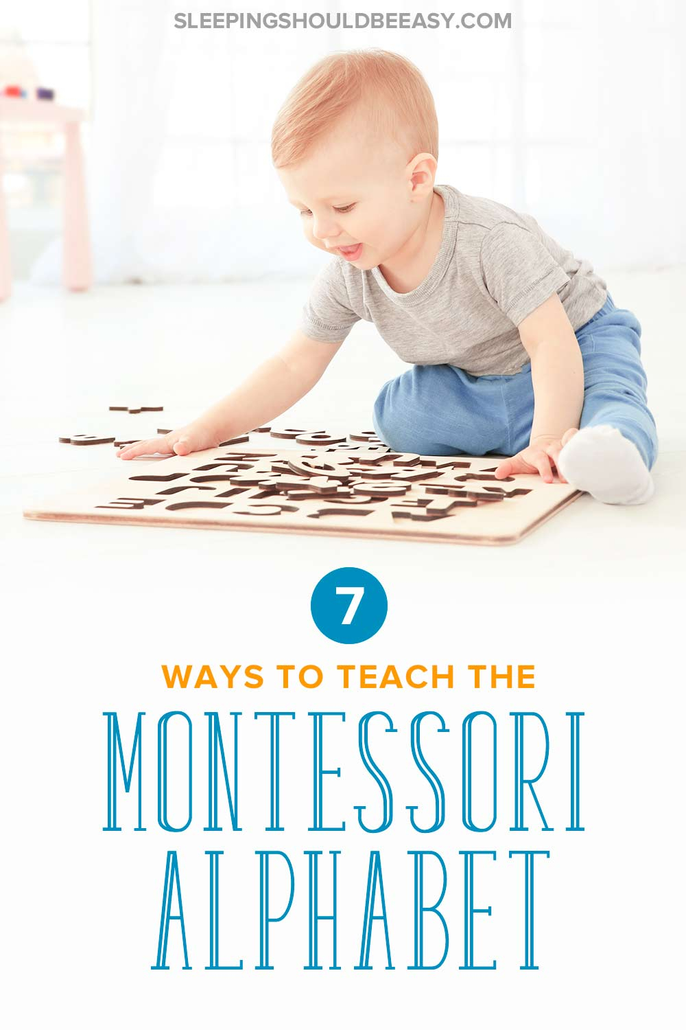 Teaching The Montessori Alphabet | Sleeping Should Be Easy within Montessori Tracing Letters