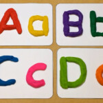 The Abcs Of Alphabet Games: A Complete Guide within Tracing Letters With Playdough