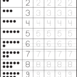 Tons Of Tracing, Number And Letter Practice | Preschool pertaining to Tracing Numbers And Letters Worksheets