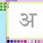 Trace Hindi For Android - Apk Download within Hindi Letters Tracing