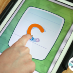 Trace It, Try It Handwriting App - This Reading Mama inside Finger Tracing Letters