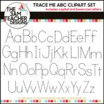 Trace Me Alphabet Letters A-Z | Alphabet Worksheets, Tracing inside Tracing Alphabet Letters Az