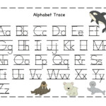 Tracing Letters And Numbers Printable Free Printable 360 within Tracing Letters And Numbers Printable Free