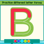 Tracing Letters & Numbers - Abc Kids Games For Android - Apk intended for Tracing Letters And Numbers App