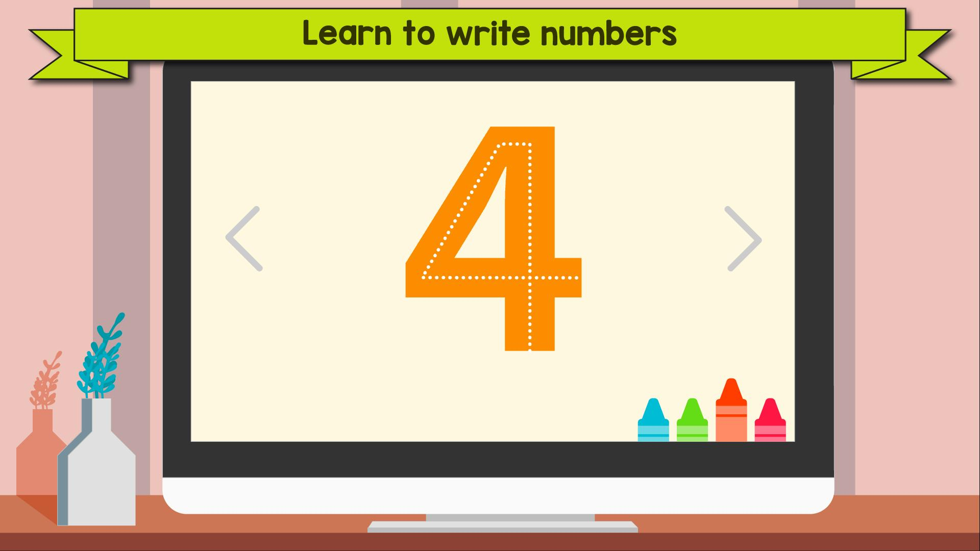 Tracing Letters & Numbers - Abc Kids Games For Android - Apk within Tracing Letters And Numbers App