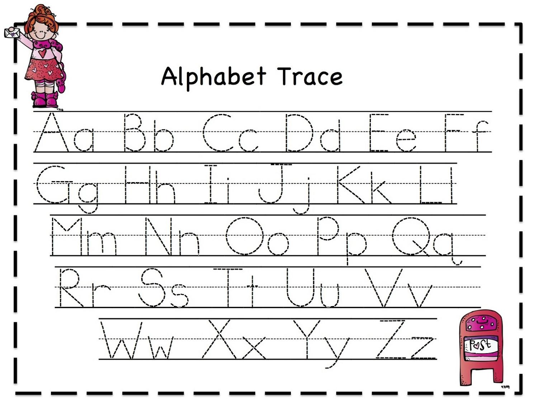 Tracing Letters Worksheet Free Download | Loving Printable within Download Tracing Letters