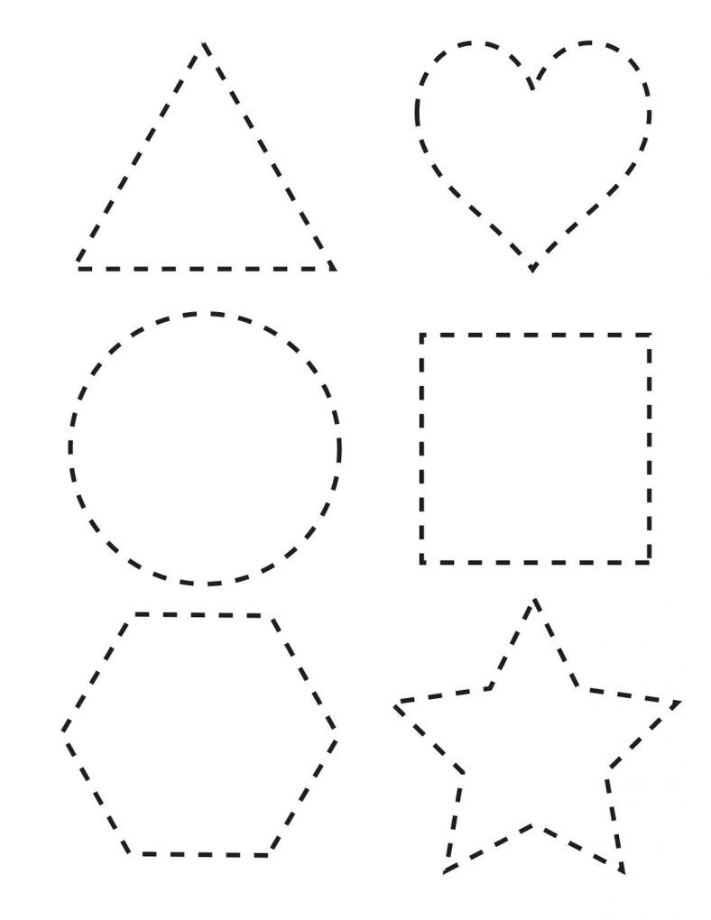 Tracing Templates - Wpa.wpart.co pertaining to Tracing Letters For 4 Year Olds