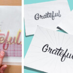 Tracing & Transferring Words To Paper | Hand Lettering For Beginners with regard to How To Use Tracing Paper For Letters