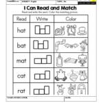 Worksheet On Three Letter Words | Three Letter Words, Letter regarding Tracing Three Letter Words Worksheets