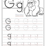 Worksheets For Preschoolers | Printable Letter G Tracing in Tracing Letter G Worksheets