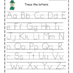 Worksheets : Writing Alphabet Letters Worksheets Chinese regarding Tracing Letter A Worksheet Pdf