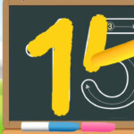 Write Numbers - Tracing 123 - Kids Learn Letter Writing for Tracing Letters And Numbers App
