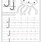 Writing Worksheets For Kids Printable Letter Tracing for Tracing Letter I Worksheets For Kindergarten