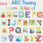 1 Hour Drawing 123 Abc, Learning To Trace Alphabet | Best Education Ipad,  Iphone Apps Demo For Kids