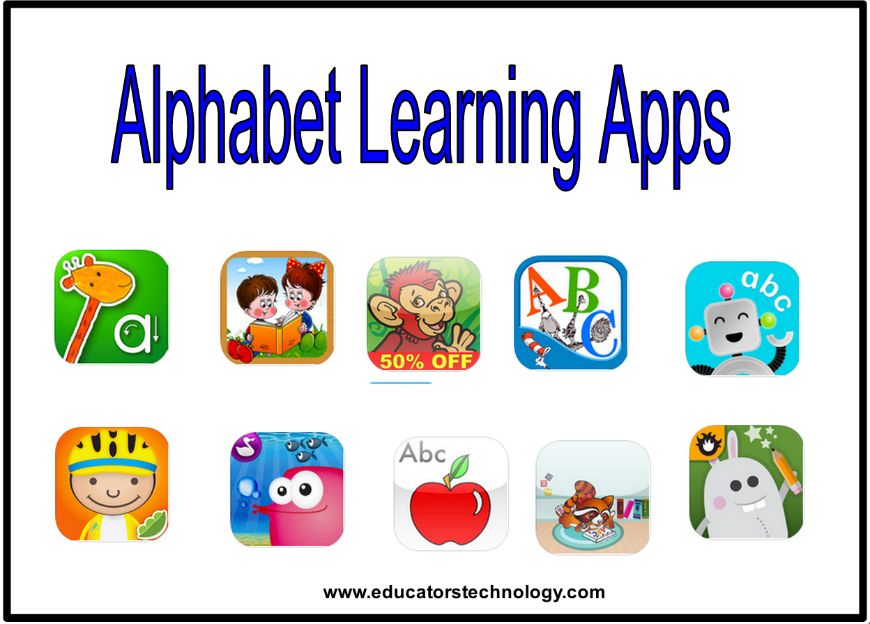 11 Fantastic Ipad Apps For Teaching Kids Alphabets