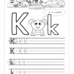 15 Learning The Letter K Worksheets | Kittybabylove